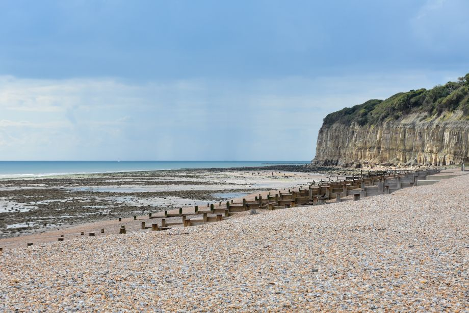 spiaggia di Winchelsea