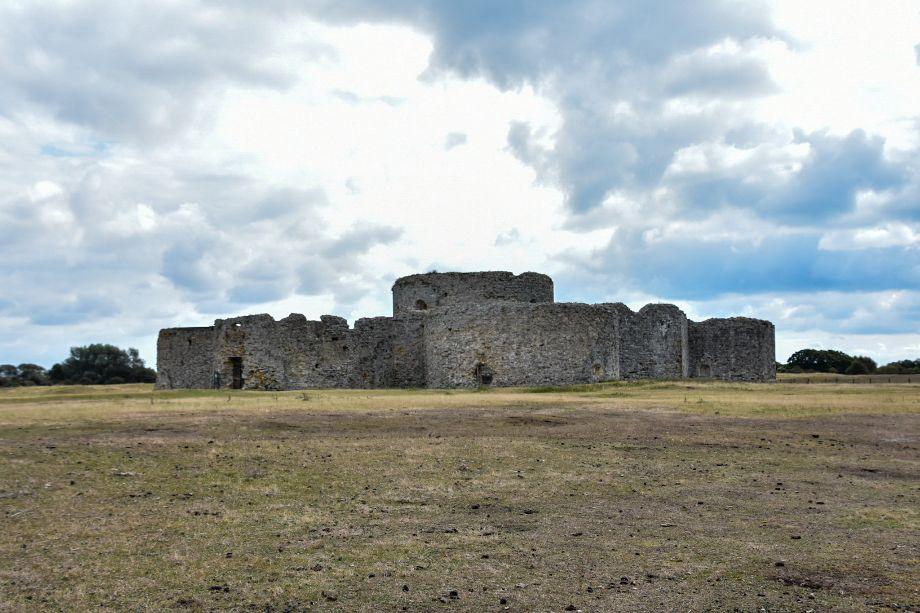 Camber Castle, Rye