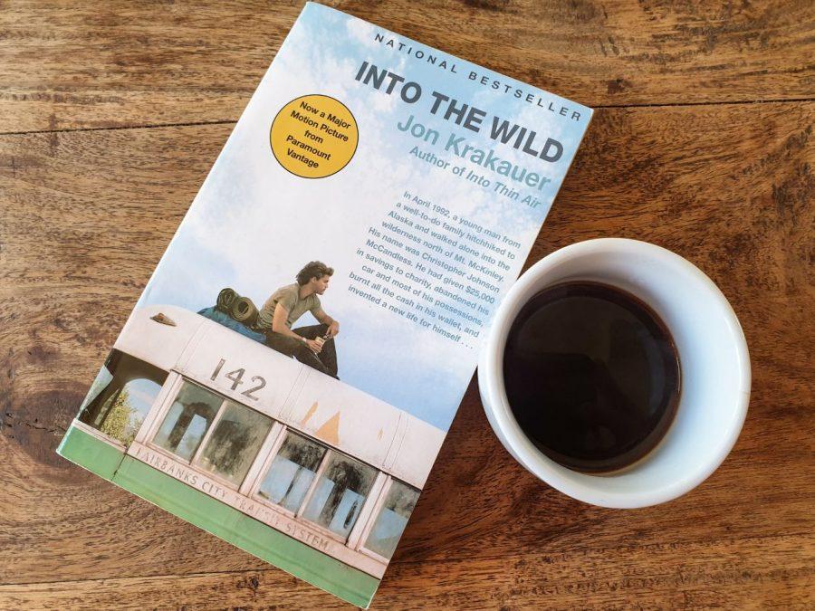 libro Into the Wild