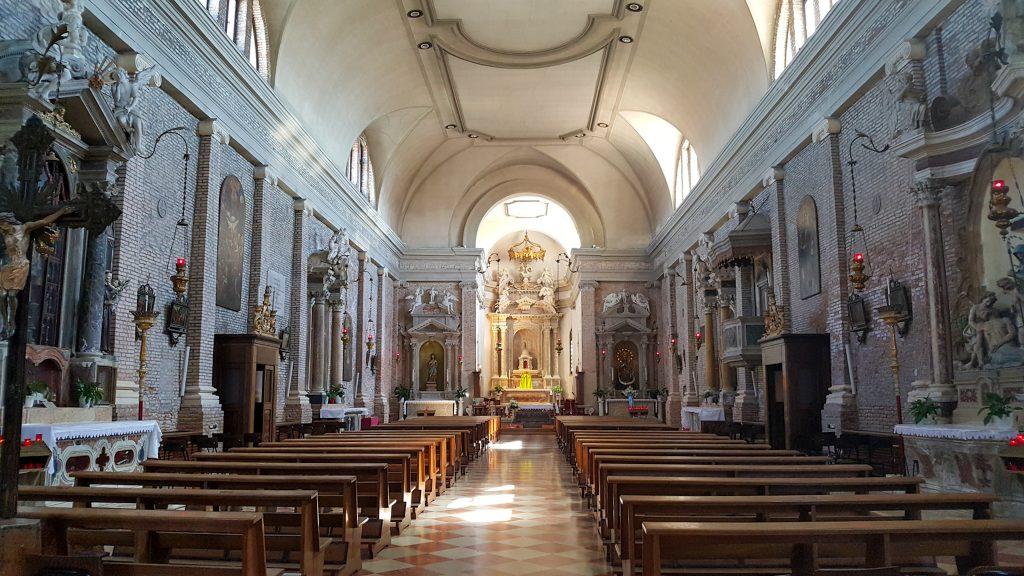 church of Pellestrina