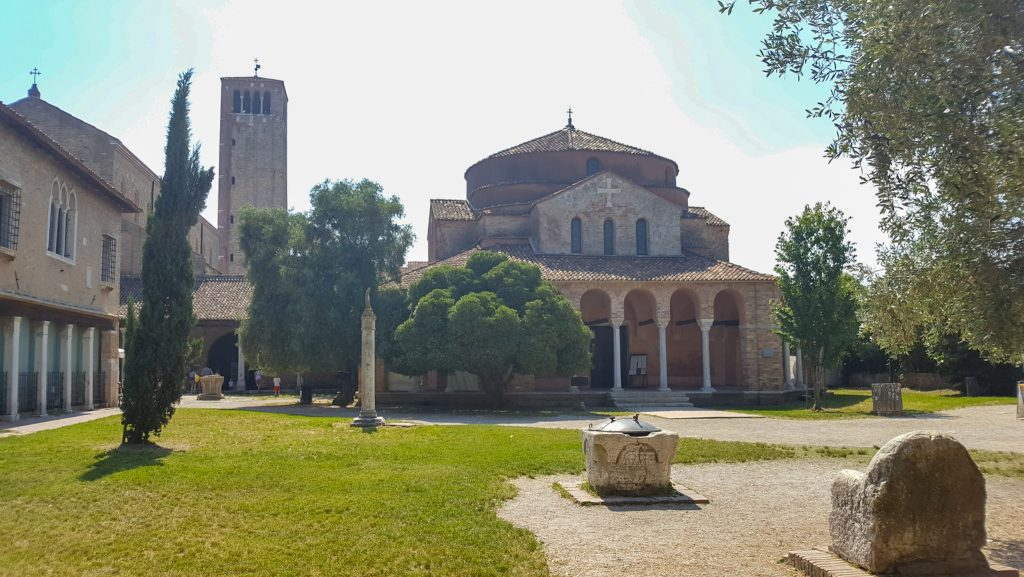 Torcello island