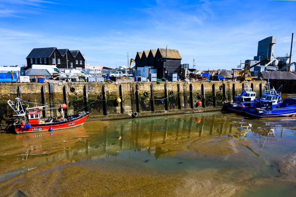 port of Whitstable