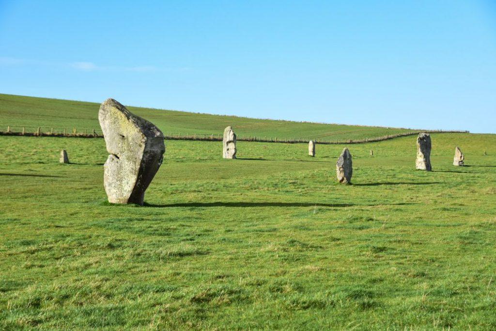 avebury, circle stones