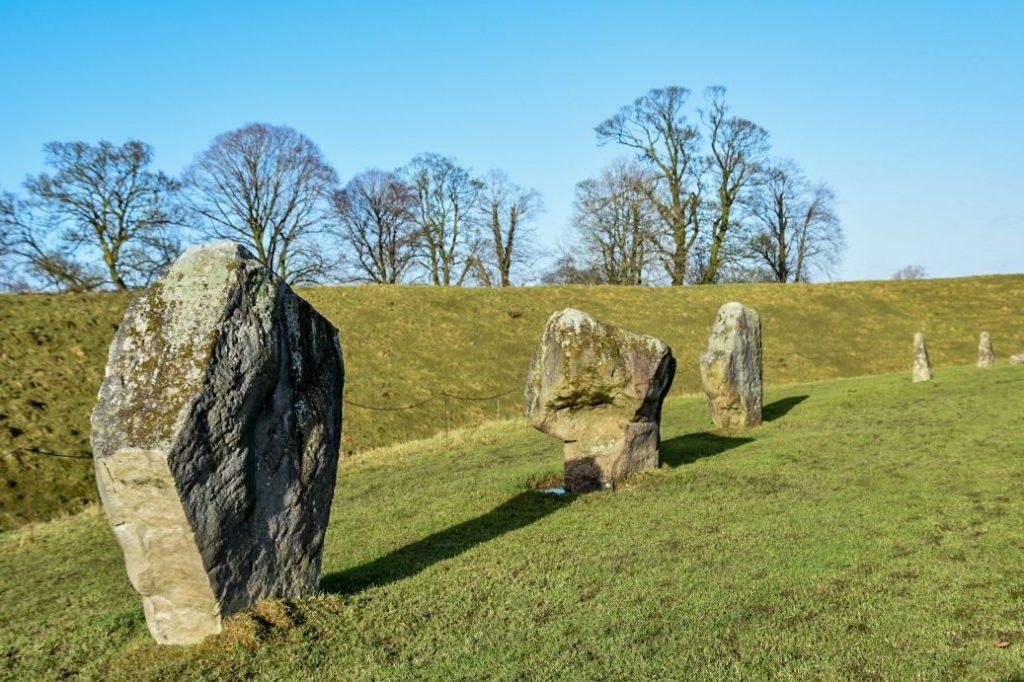 avebury circle of stones
