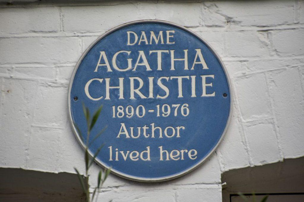 house of agatha christie