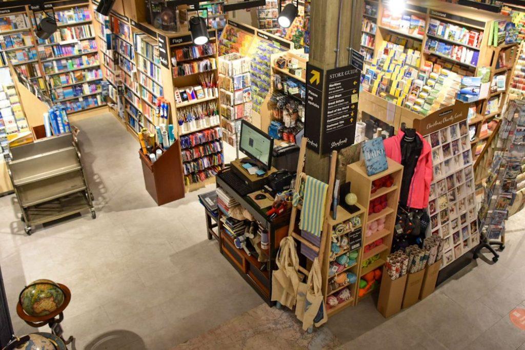 libreria Stanfords a Londra