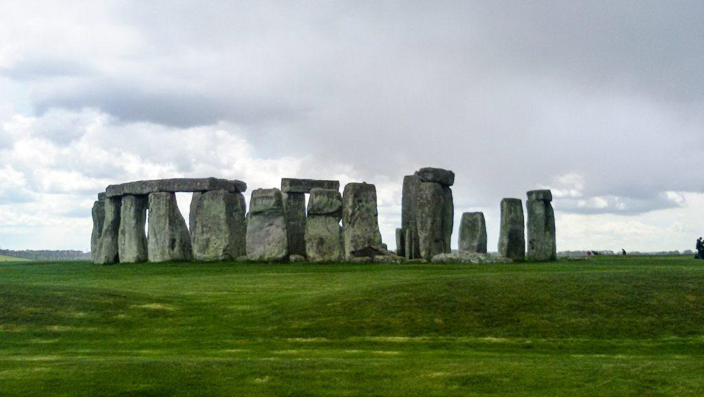 stone circle of Stonehenge