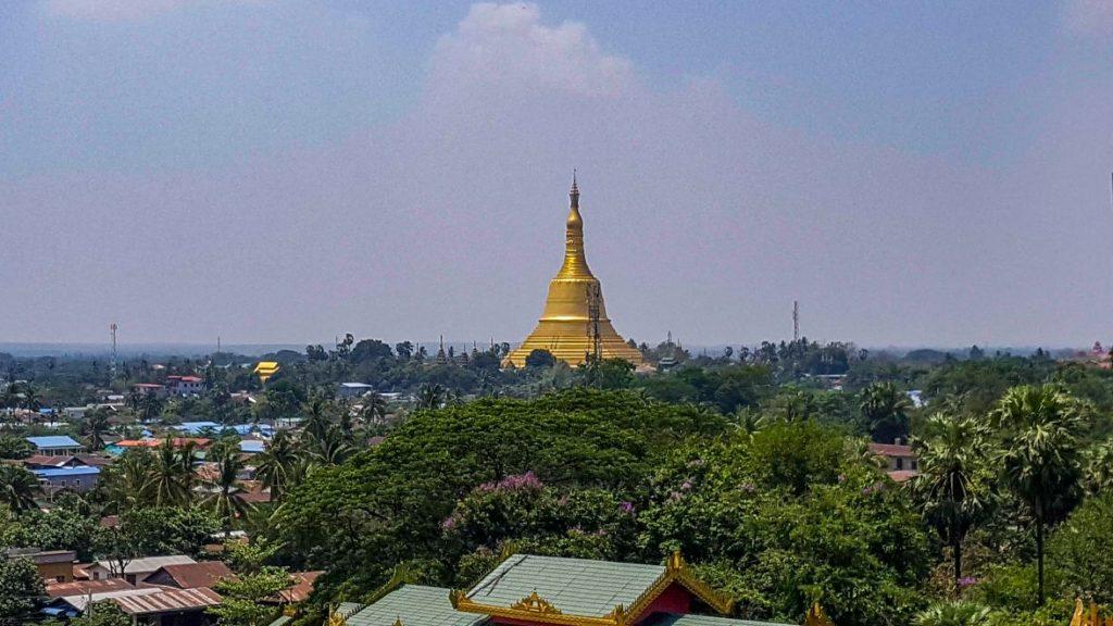 bago, pagoda