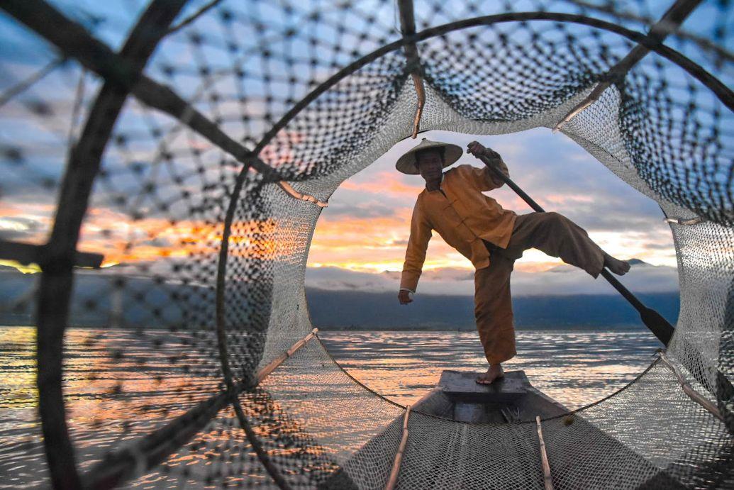 pescatore inle lake