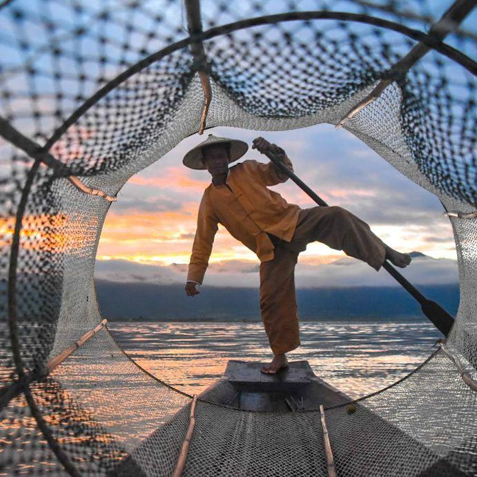 pescatore di inle lake
