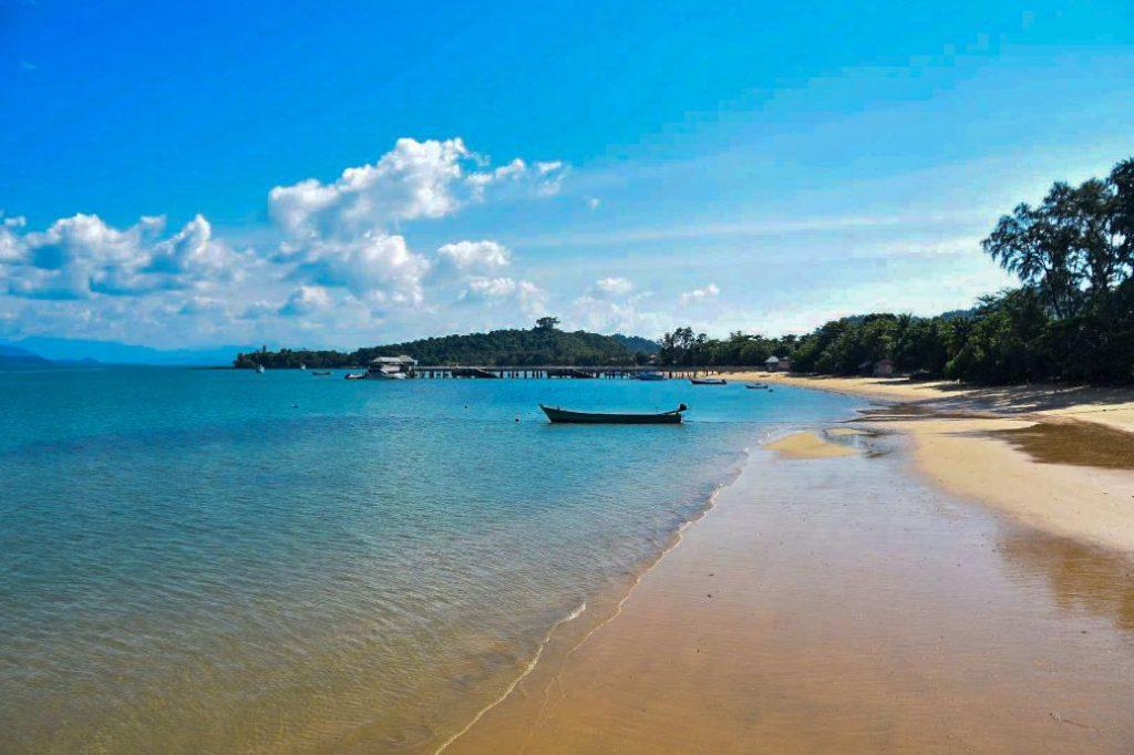 koh phayam beach