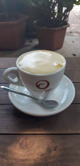 caffe all'uovo