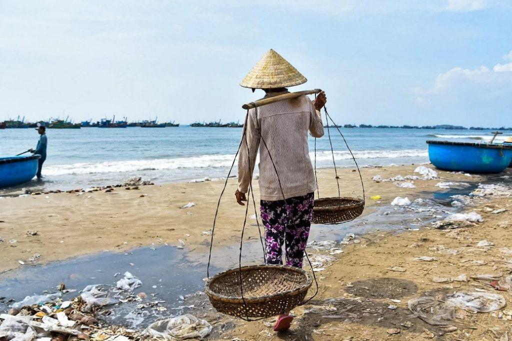 non la, cappello vietnamita