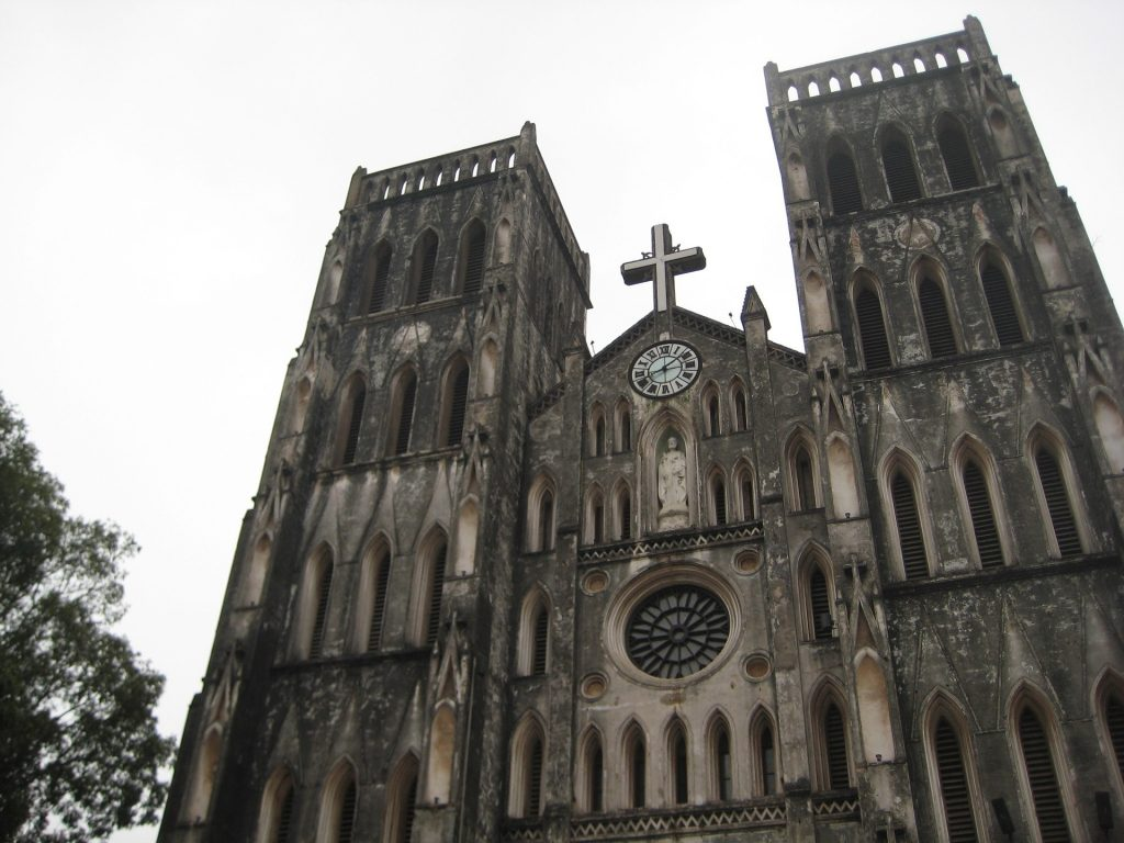 chiesa cattolica hanoi