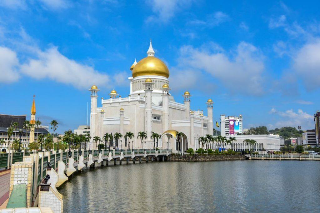 moschea brunei