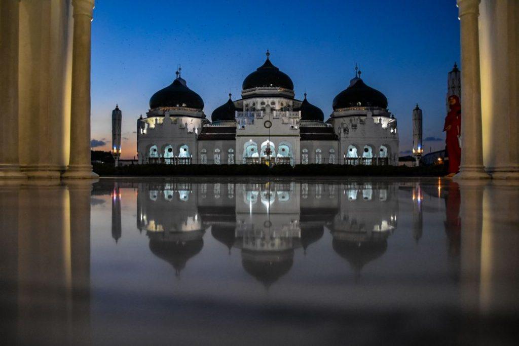 moschea di banda aceh