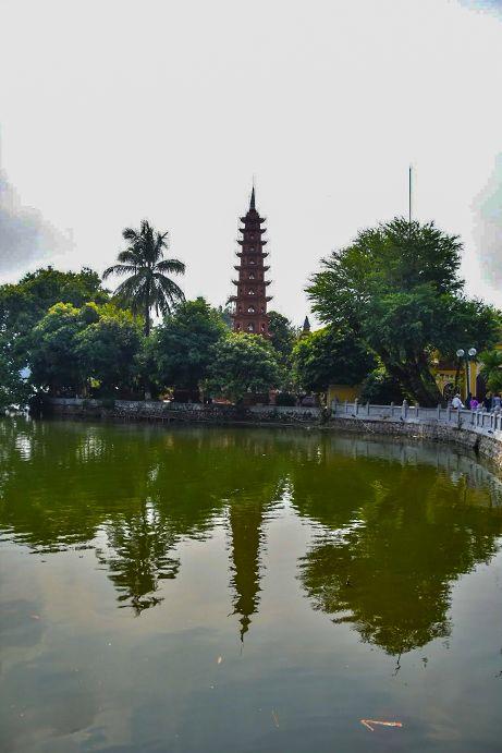 pagoda di hanoi