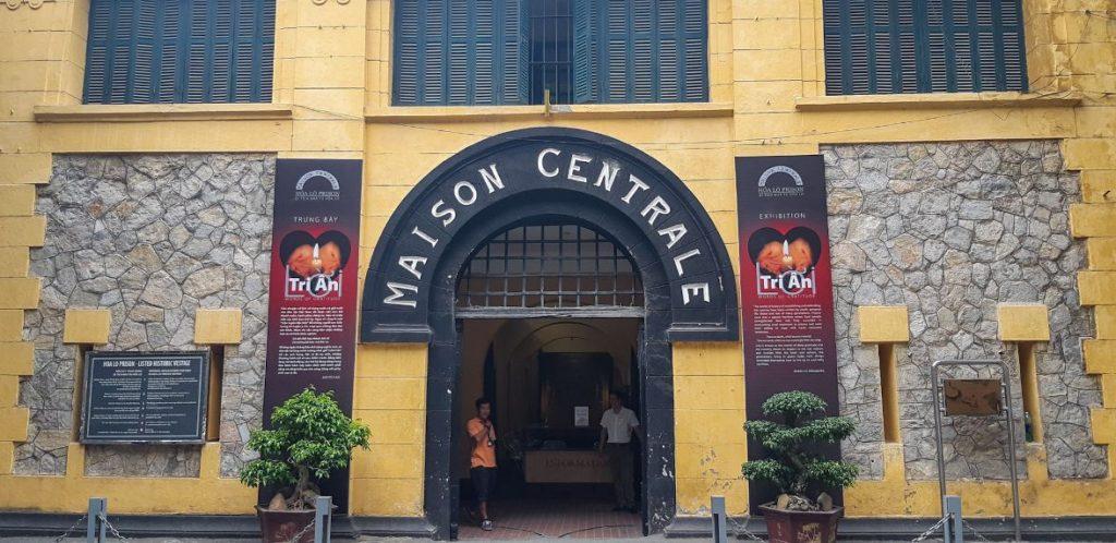 prigione di hanoi