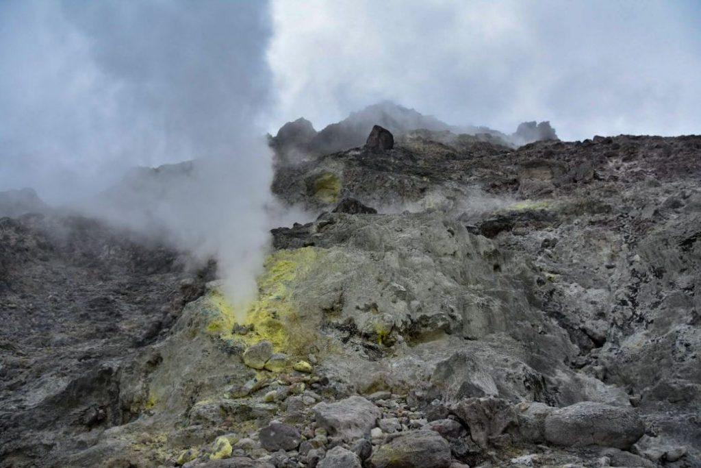 vulcano sibayak