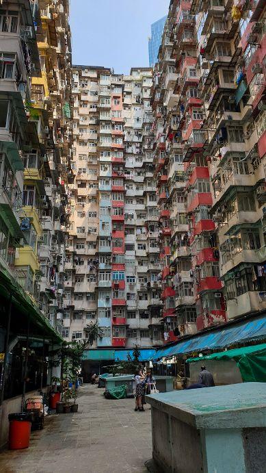 hong kong monster building