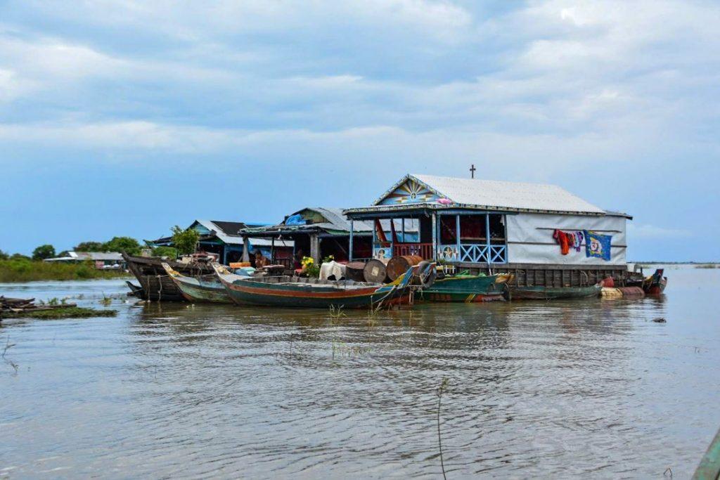 villaggio di kompong luong