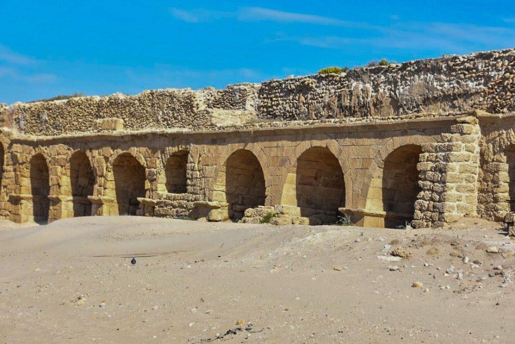 acquedotto caesarea