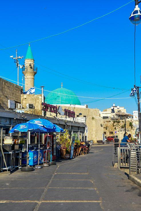 akko, centro storico