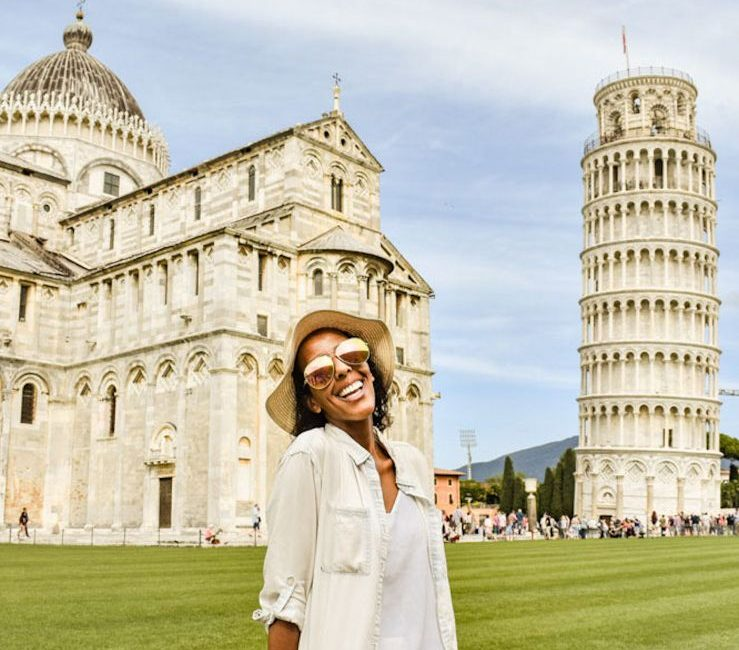 italy, solo female traveler