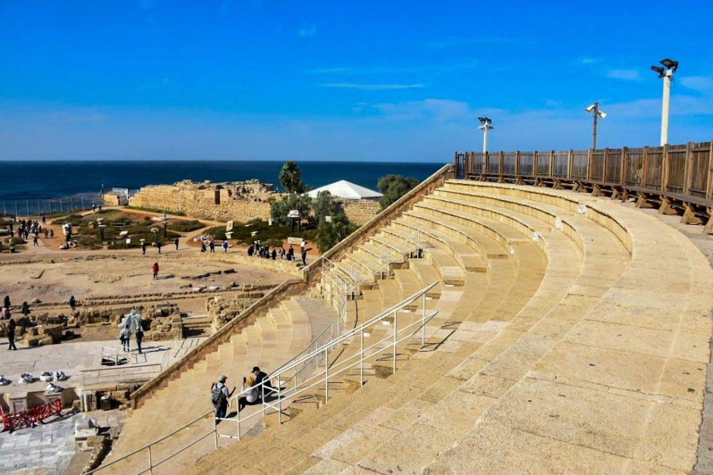 parco archeologico caesarea