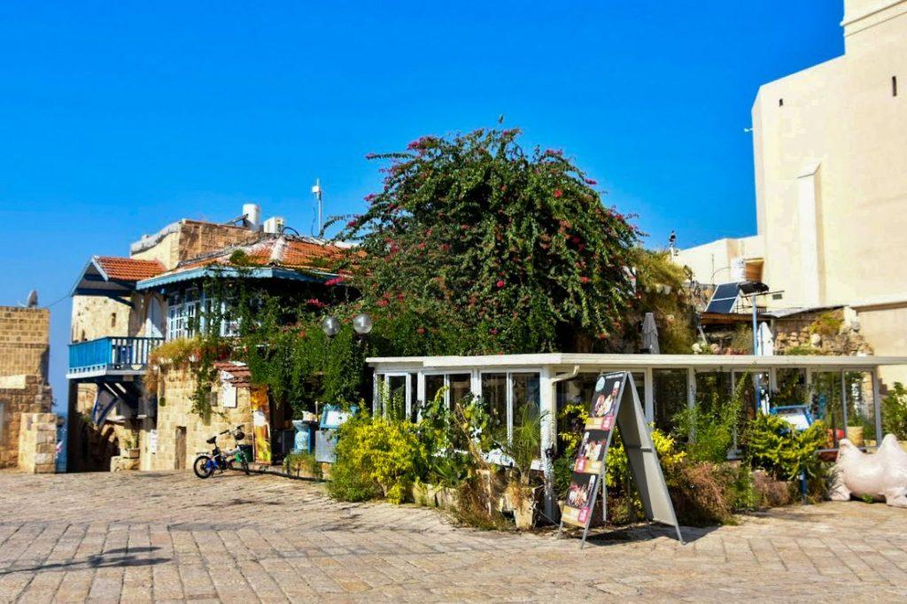 tel aviv, old town