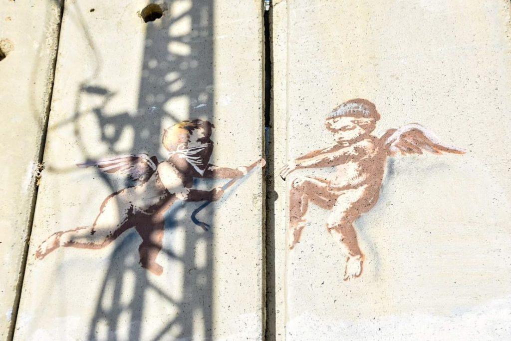 banksy murales
