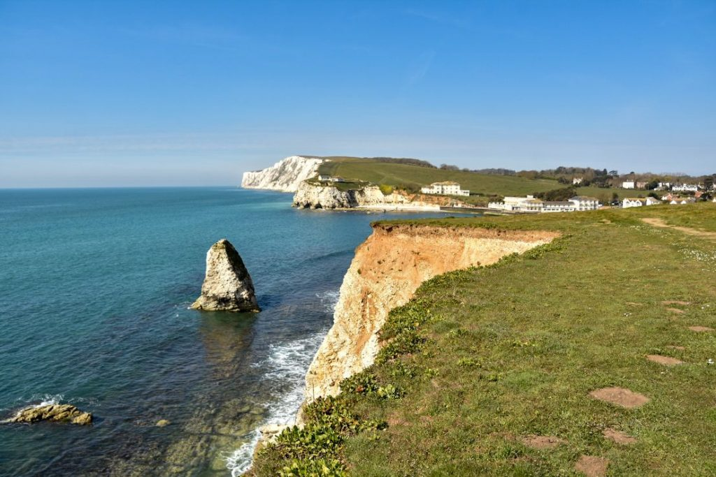 freshwater bay, isola di wight