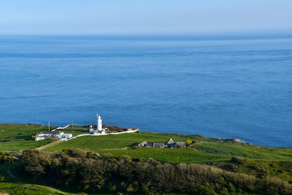 isola di wight lighthouse