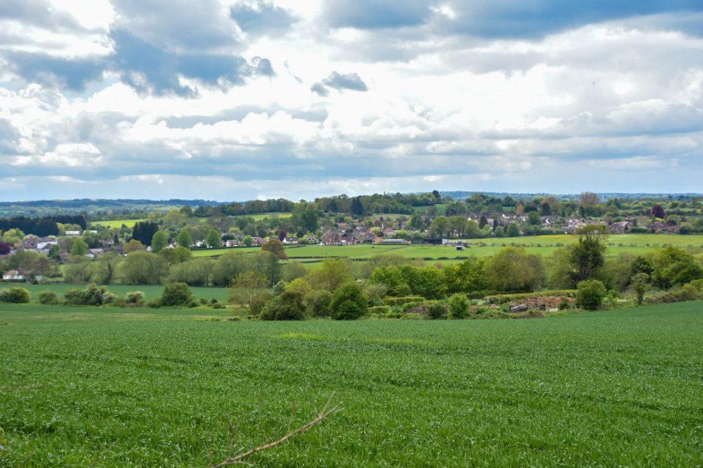 eynford countryside