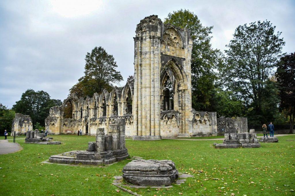 abbazia di st mary